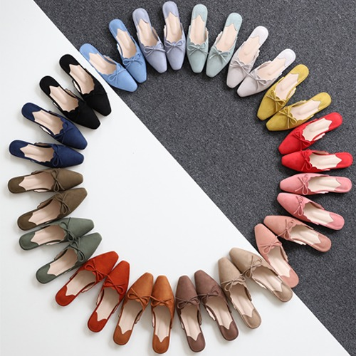 [DESHOE]웨이브뮬-shoes (16 colors)